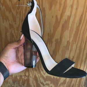 Black Charlotte Russe heels